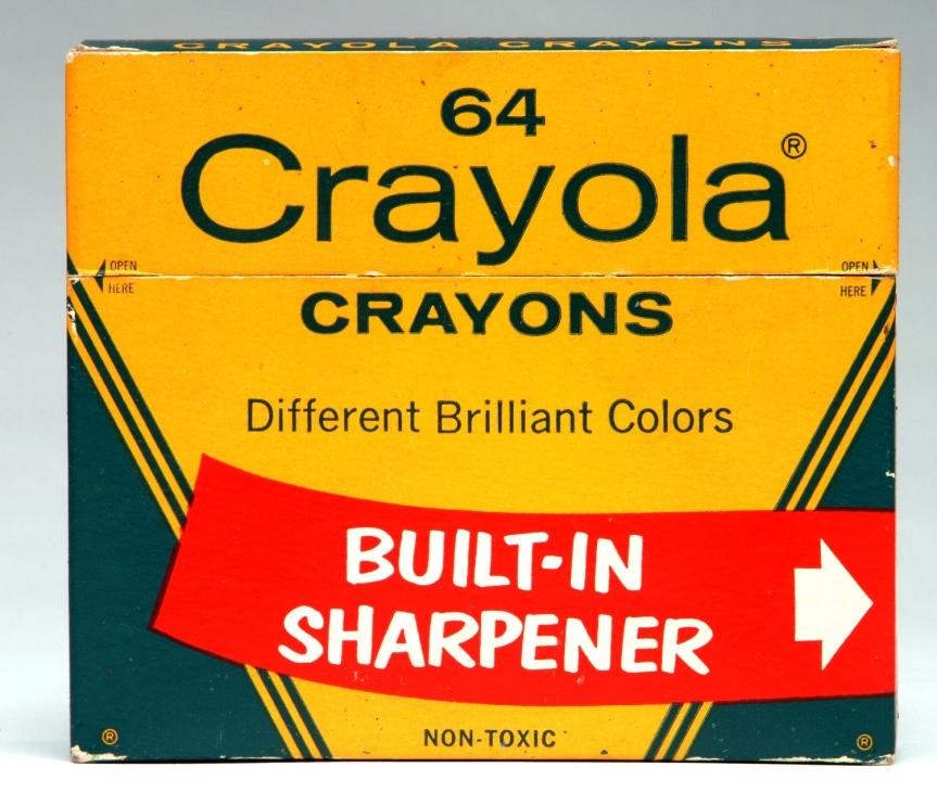 4. Crayons