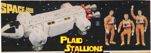 6. Space : 1999 Eagle Playset