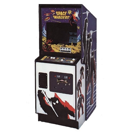 Space-Invaders-Arcade-Game