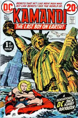 Jack Kirby's Kamandi The Last Boy on Earth!